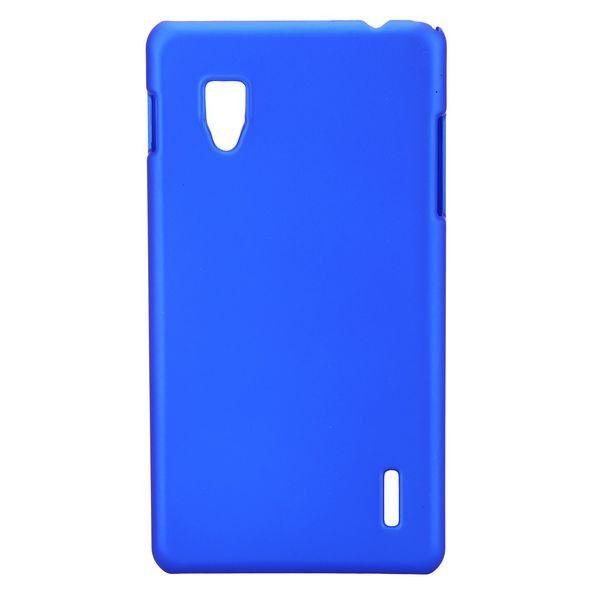 Hard Shell (Blå) LG Optimus G E973/E975 Deksel