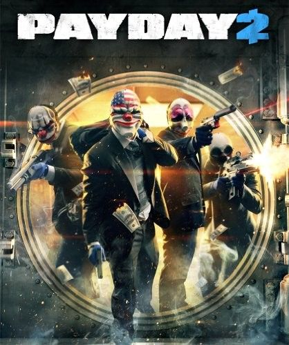 PAYDAY 2 Fun game but the devs make the updates annoying. Usually 1gb or more! #gaming #steam