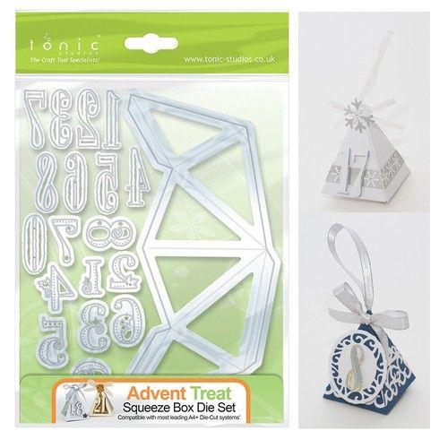Advent Box / Crafts / Tonic Dies   Memory Crafts