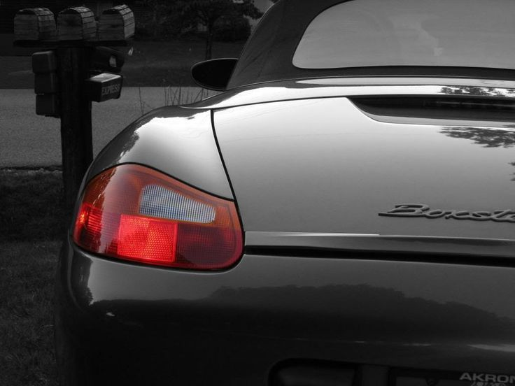 Seal Grey Boxster Thread - 986 Forum - for Porsche Boxster Owners and Others