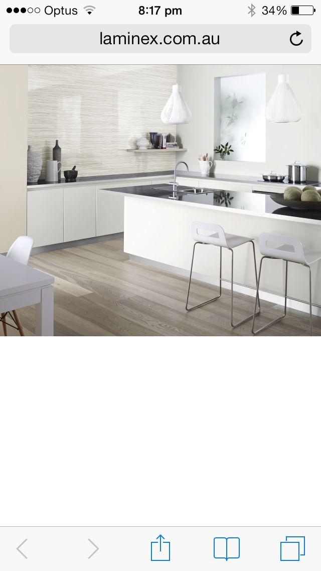 Laminex kitchen design inspiration pinterest for Laminex kitchen designs