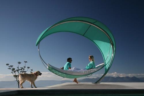 The Wave Hammock eclectic hammocks