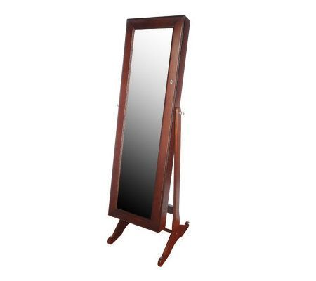 qvc mirror jewelry cabinet 3