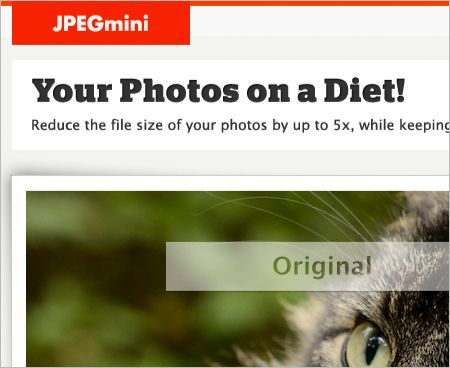 reduce the size of your photos, keep the quality!