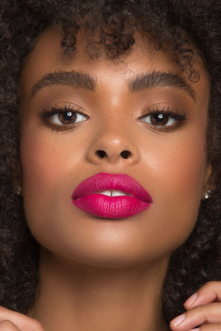 Lux Lipstick in 2020 Lipstick for dark skin, Pink lips