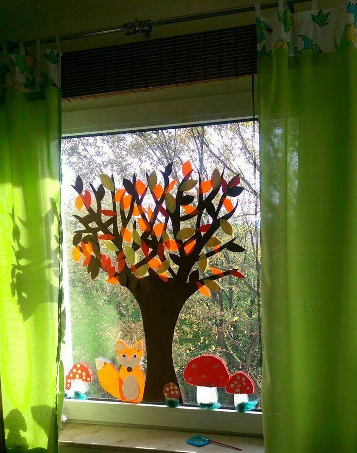 Herbstbaum für unser Kinderzimmer