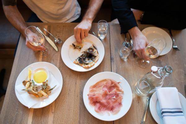 First Look at Café Altro Paradiso, the Estela Team's New York Take on a Classic Italian Restaurant