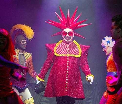 Leigh Bowery. Gratefully repinned by RokStarroad.com