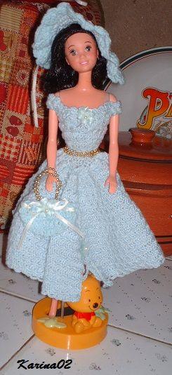 Vestido de Muñeca II