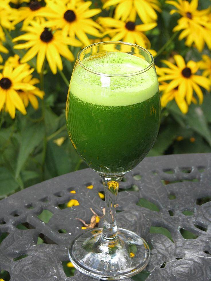 Green Smoothie - Smoothie Vert