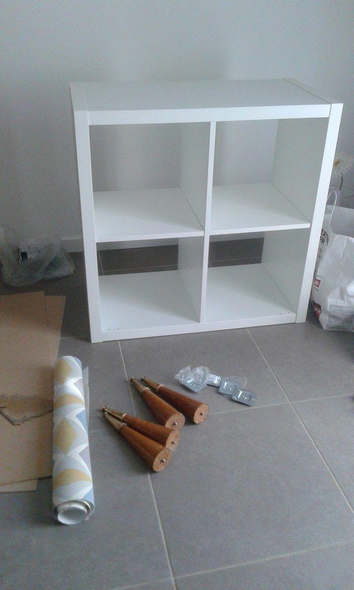 une tag re hyper tendance pour un petit prix home. Black Bedroom Furniture Sets. Home Design Ideas