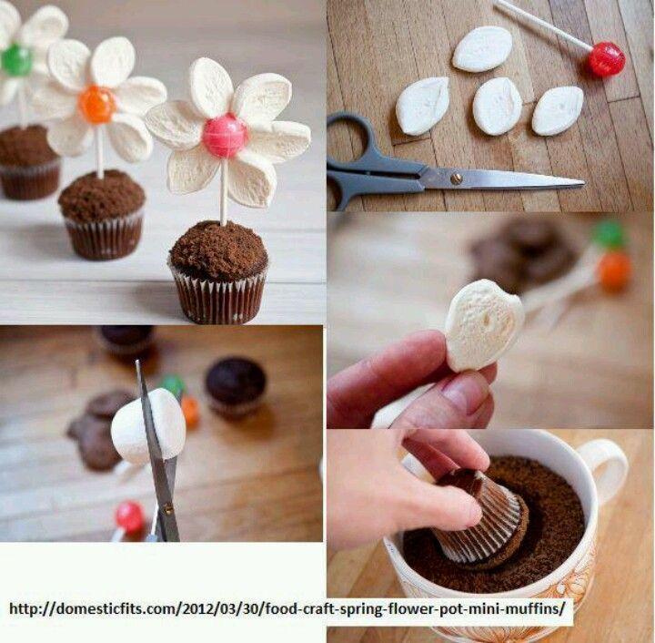 Marshmallow-bloemen                                                       …