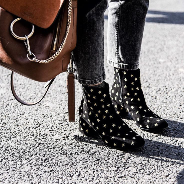 Stars mood : Minelli boots + Chloé bag <3 By Dressing Leeloo Streetstyle, casual outfit, autumn outfit, fall look, winter outfit, winter look, how to dress in winter, estilo casual, idée de tenue, ideas de looks, looks de otoño, tenues d'automne, tenues d'hiver, looks de invierno, fall winter trend 2017 2018, tendencias otoño invierno 2017 2018, tendance automne hiver 2017 2018 bottines étoiles, estrellas botines