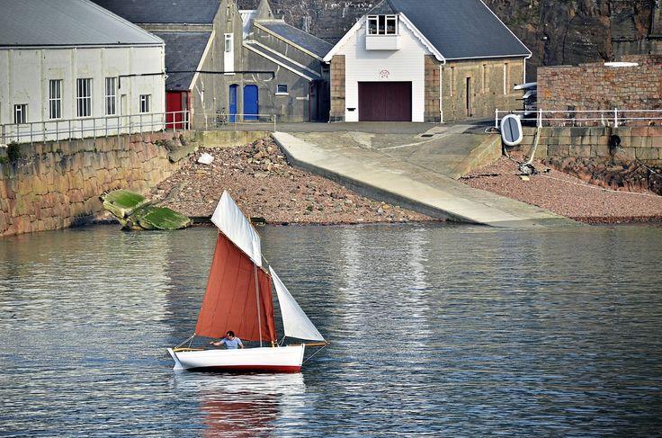 Jigsaws first sail March 2015