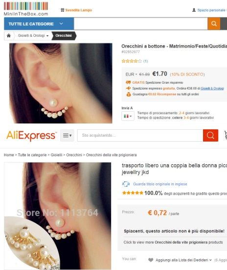 Ali Express: prodotti cinesi al prezzo più basso
