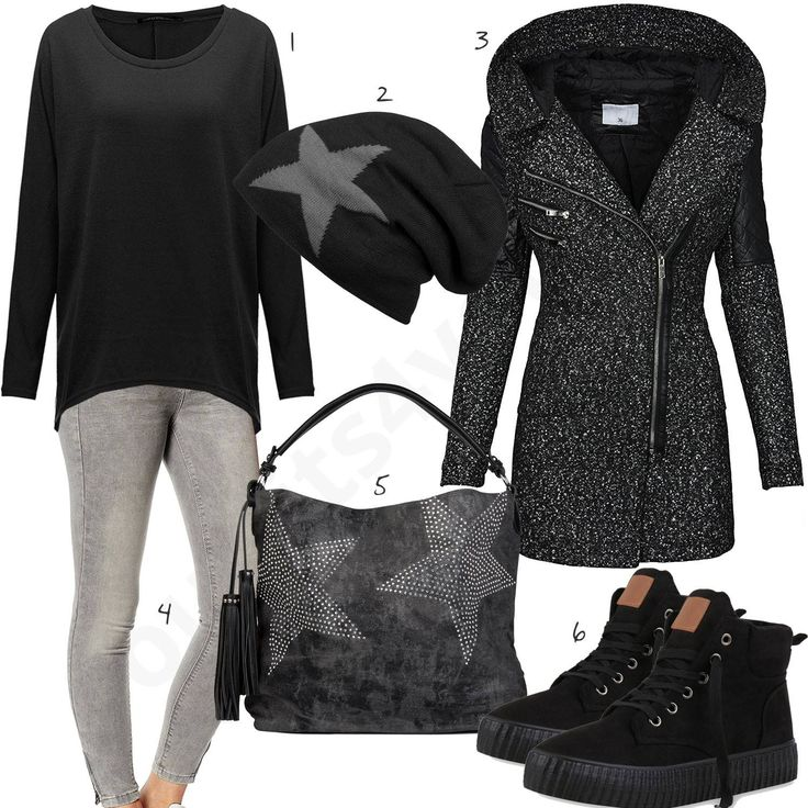 1087 best Kleidung images on Pinterest   Casual wear, Blouses and ...