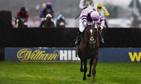 Silviniaco Conti wins the King George