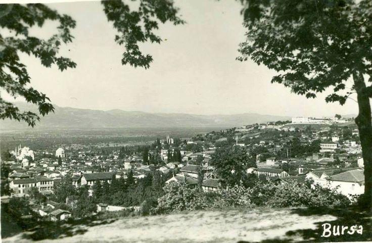 Bir zamanlar Bursa