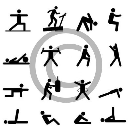 #Physical Preparations for #Mountaineering Courses - Daily Simple #Exercises