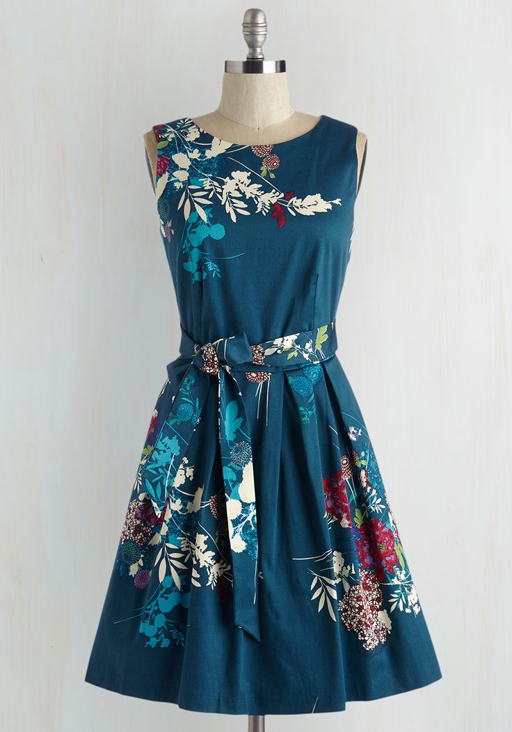 Cast and Crudités Dress | Mod Retro Vintage Dresses | ModCloth.com