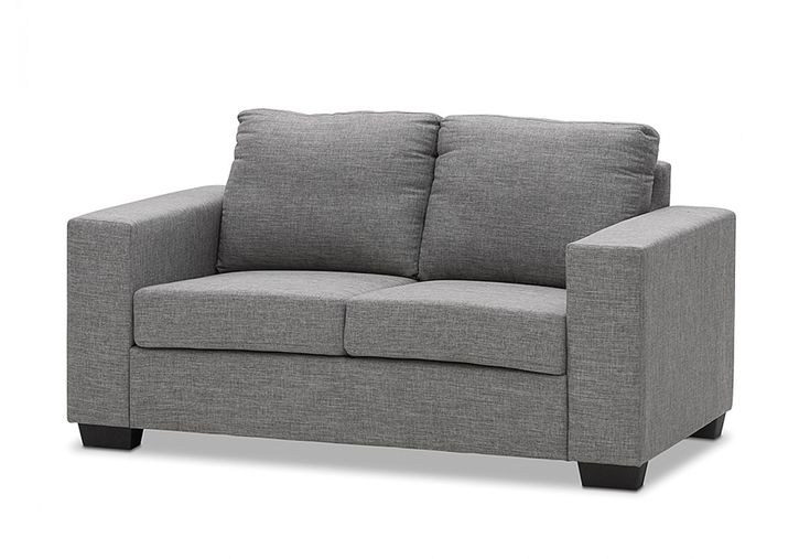 Bonza Fabric 2 Seater Sofa | Super A-Mart