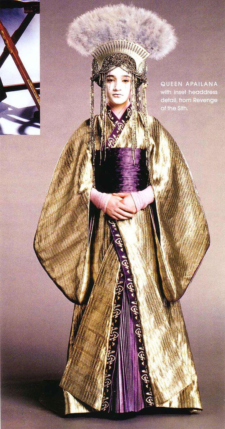 Queen Apailana, Star Wars Episode III: Revenge of the Sith