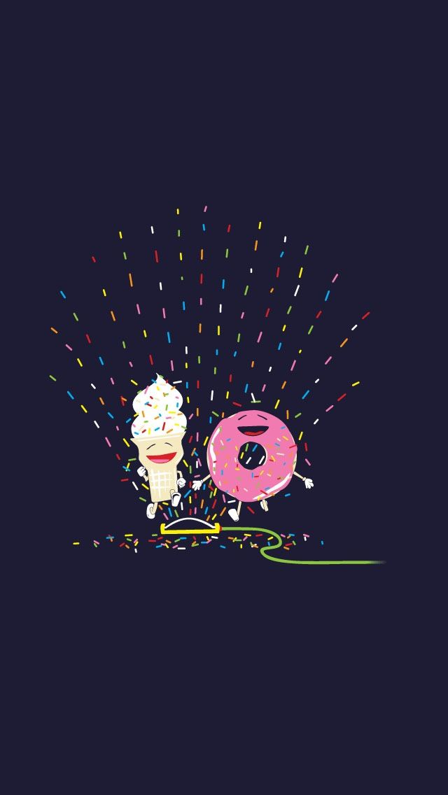Chispas de colores - Happy drawings :)