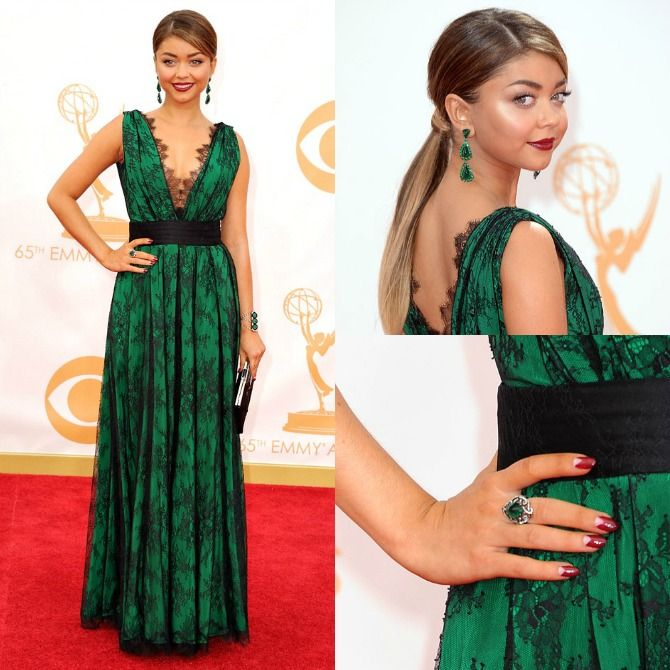 What Color Nail Polish With A Black Dress: Nail Polish Colors To Go With Green Dress