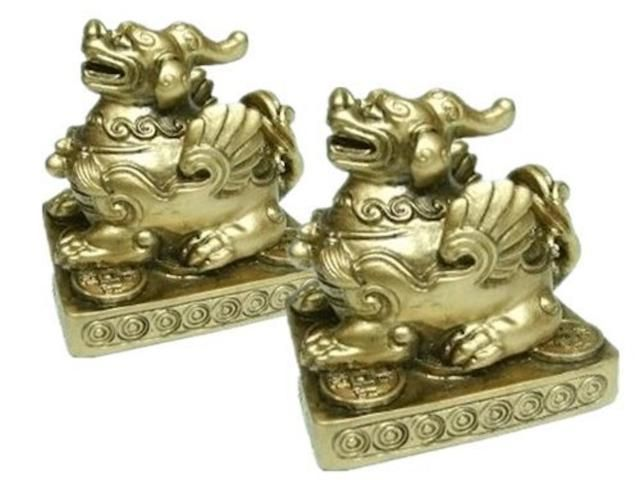 How to Use Pi Yao (Pi Xiu) for Good Feng Shui: Pi Yao (Pi Xiu) is the mythical winged lion with the powerful abilities to ward off evil spirits. Pi Yao is also very loyal and obedient, which makes him a very popular personal feng shui charm found in bracelets, necklaces and keychains.