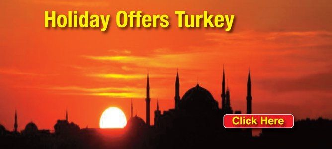 Turkey Tour Packages from USA - www.onenationtravel.com/turkey-tour-packages-from-usa/  #TurkeyTours #TravelTurkey #Vacations #Holidays #Trips