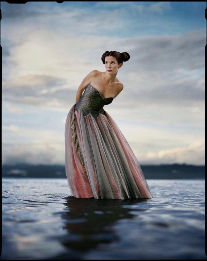 Sandra Bullock by Dan Winters