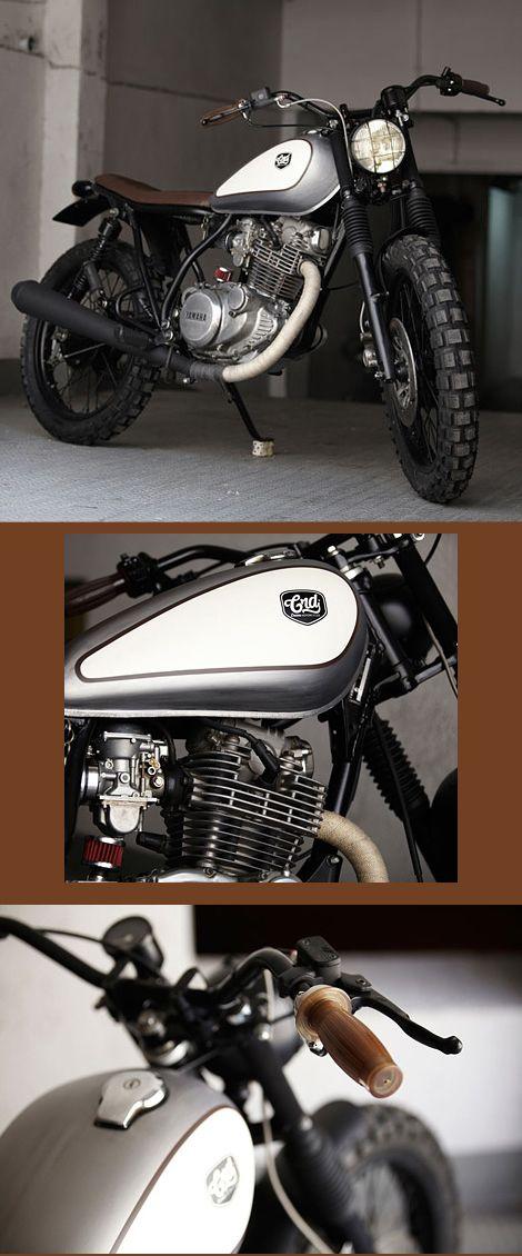 Yamaha SR 250 Atómica by Cafe Racer Dreams