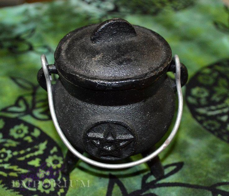 Mini Cauldron - Pentagram