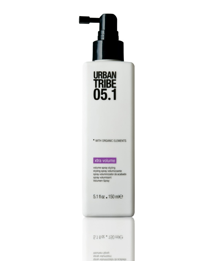 Xtra volume for your #hair with Urban Tribe 05.1 - volume spray styling! #style #beauty