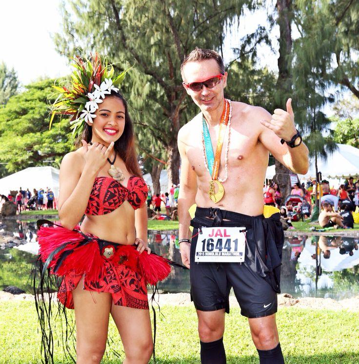 Honolulu Marathon 2016