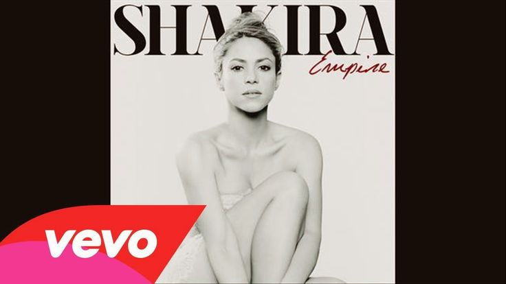 "LAS CADERAS TABASCO: Remix Oficial: Shakira feat I.Y.F.F.E. - ""Empire"""