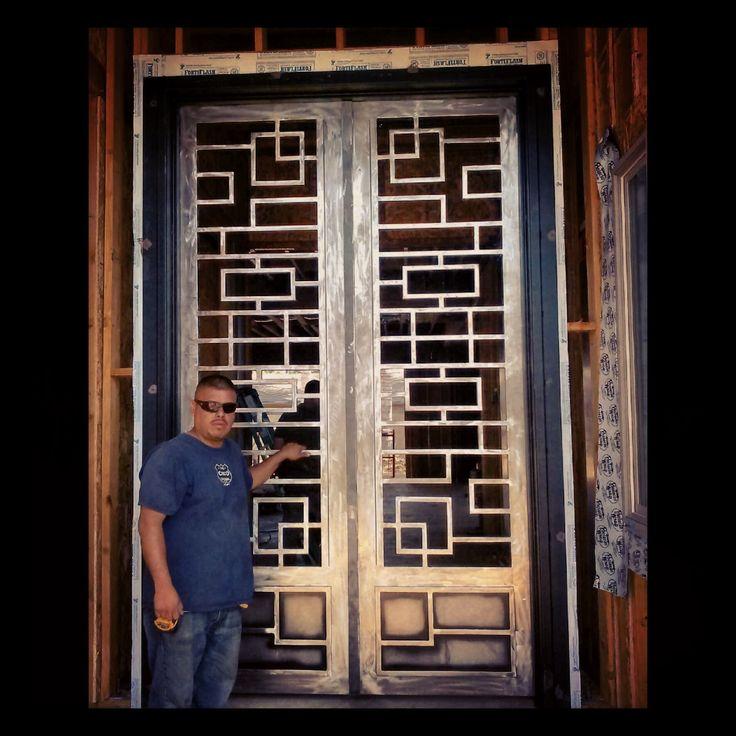 Door Idea Gallery: WELDING & FABRICATION On