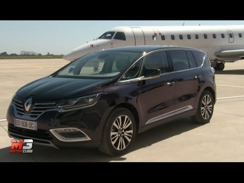 new renault espace initiale 2015 premi re and first test. Black Bedroom Furniture Sets. Home Design Ideas