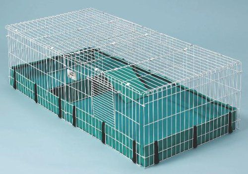 Midwest interactive guinea habitat plus pet for Small guinea pig cages for sale