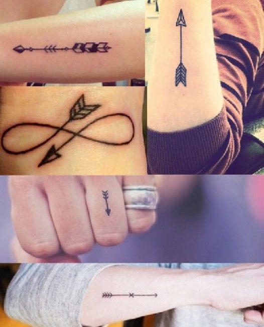 Tatuajes con flechas