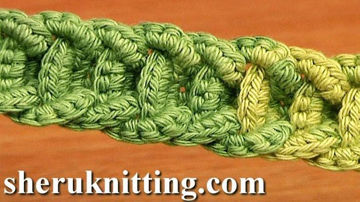 Sheruknittingcom: Crochet Cord Tutorial 56