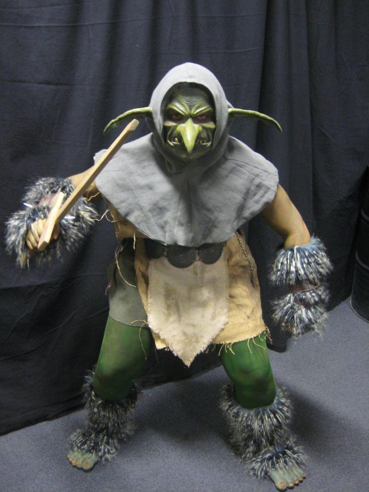 Warhammer Goblin - SFX by Felandrim & 7 best Goblin costumes images on Pinterest | Goblin Costume ideas ...