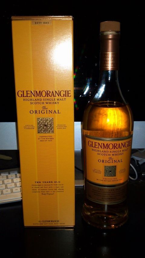 I'm drinking Glenmorangie 10. I'm told it was or is the most popular whiskey in bars in Scotland. Opinions? #scotch #whisky #whiskey #malt #singlemalt #Scotland #cigars
