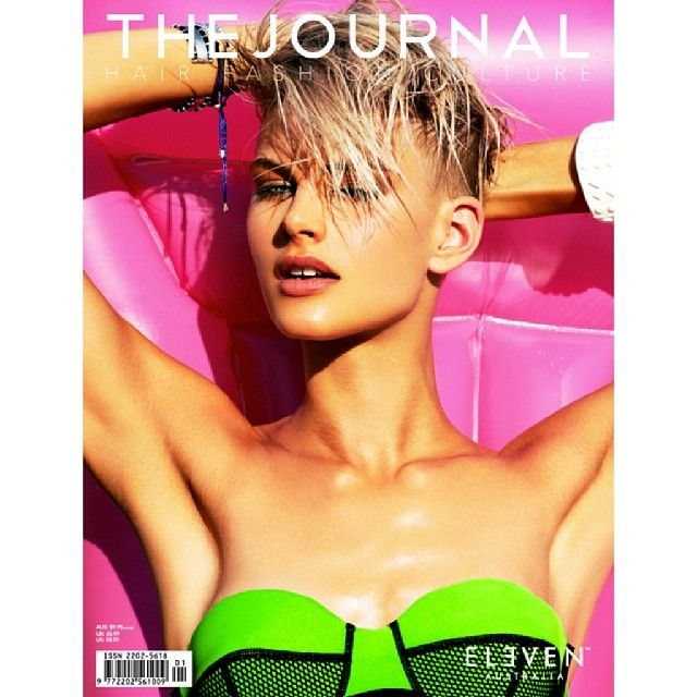 Thanks #JournalMag for putting #ELEVENAustralia on your cover. We are beyond excited x #HamiltonIsland #Australia