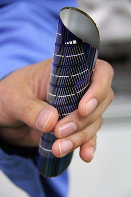 Solar Power Becomes Affordable with Wafer Thin Silicon...One step closer to affordable, alternative energy!