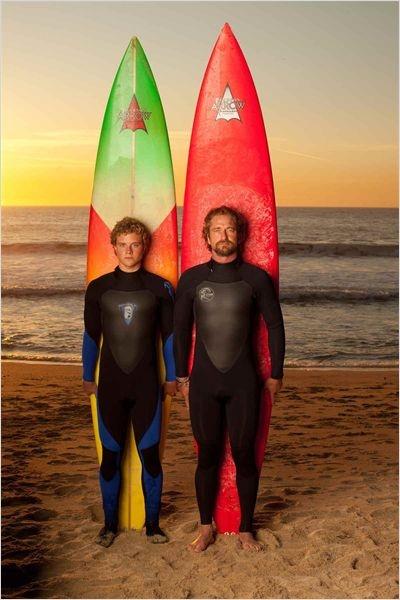 Jonny Weston x Gérard Butler /Chasing Mavericks