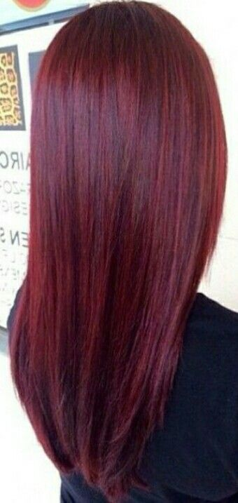 If I ever dyed my hair...I might do this