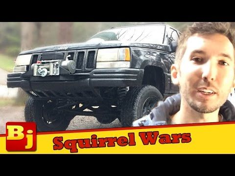 Look at My Grill - Operation Cheap Jeep - YouTube