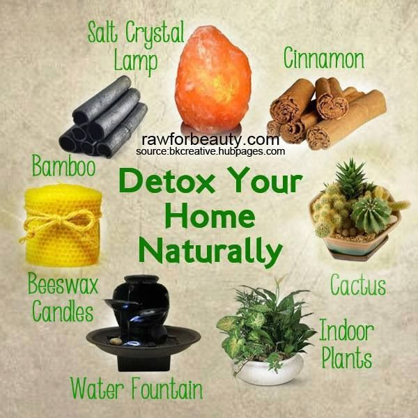 Detox your home | fend Shui