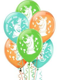 Scooby-Doo Balloons - Party City